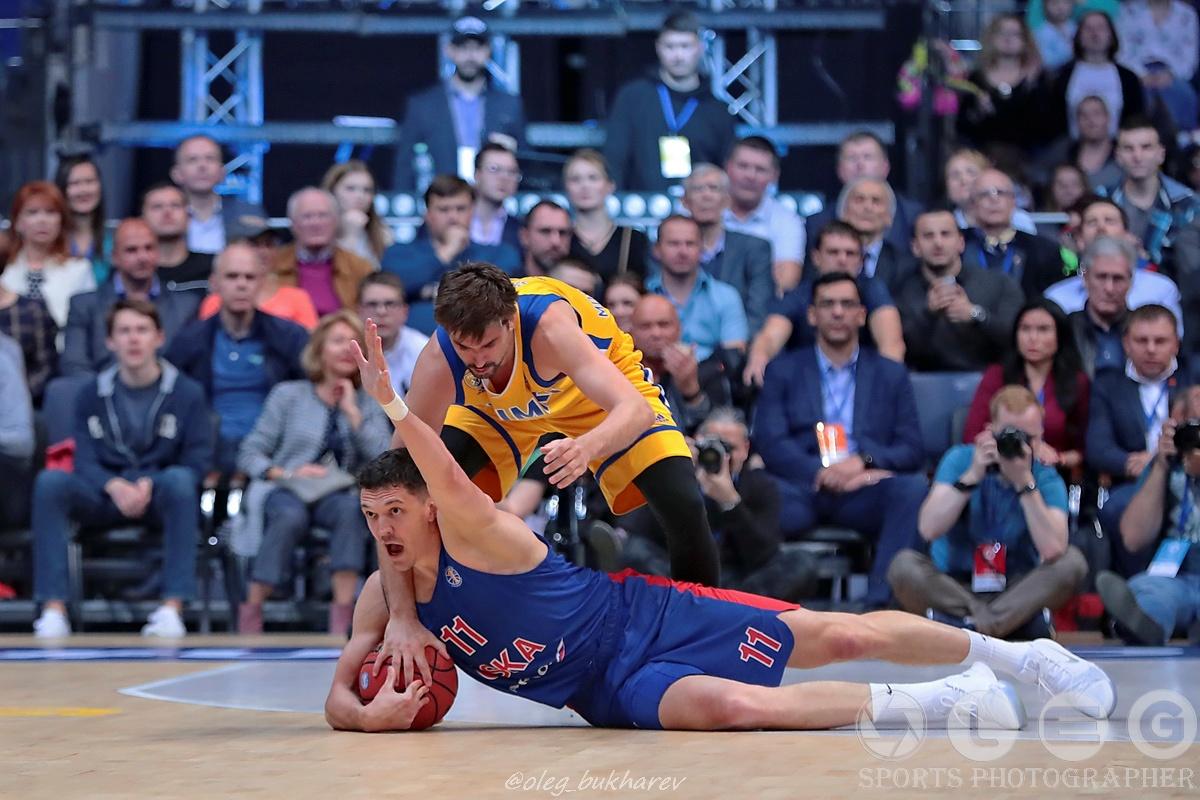 «Финал Четырёх» Единой Лиги ВТБ по баскетболу