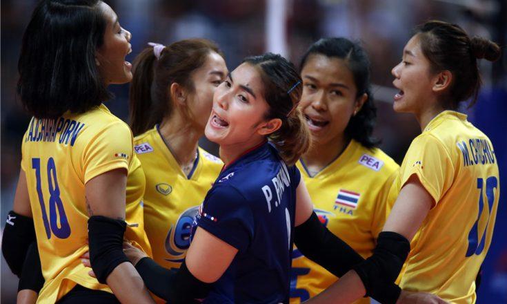 Клуб путешественников: в Таиланде есть женский волейбол