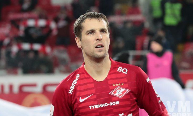 Дмитрий Комбаров, спасибо за все!