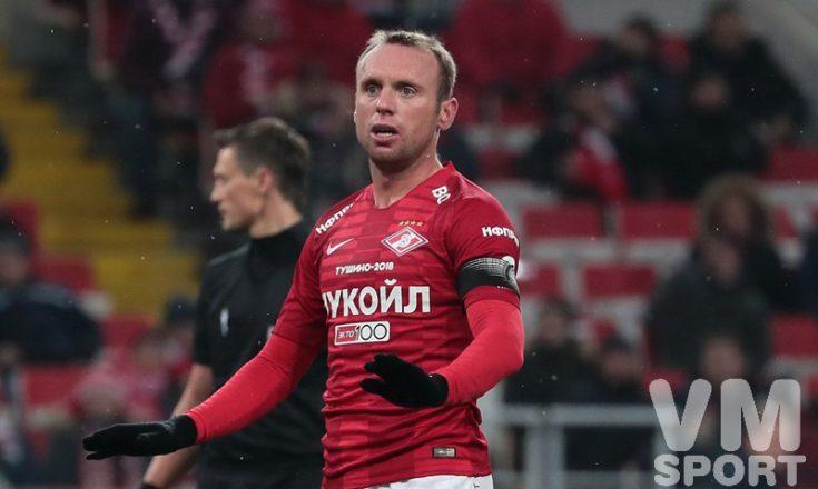 """Глушаков переходит в """"Ахмат"""""""