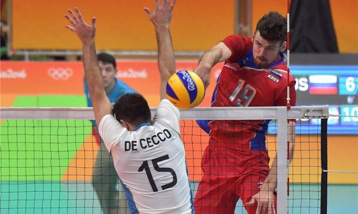 Егор Клюка: Мы на всех настраиваемся одинаково, иначе волейбол тебя накажет