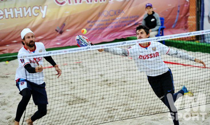Теннис на пляже – Россия вторая в мире!