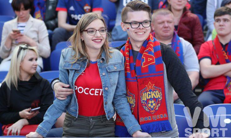 ЦСКА. Встреча с болельщиками в новом формате