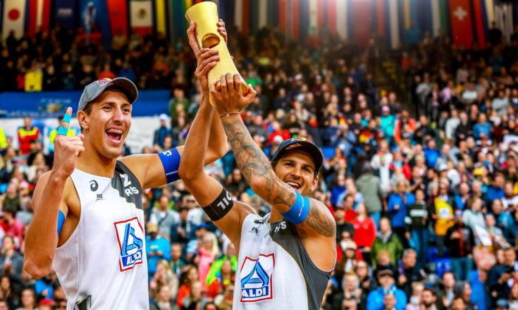 Красильников и Стояновский – с золотыми медалями Чемпионата мира!