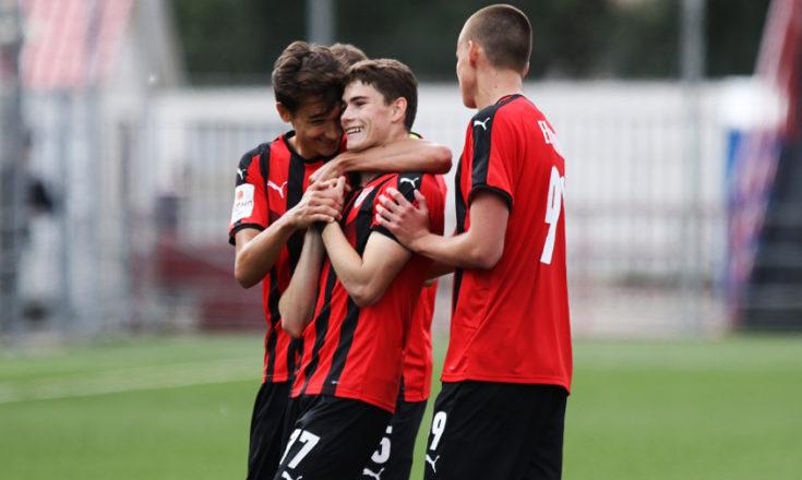 Молодёжка ФК «Химки» - есть первая домашняя победа на уровне ПФЛ