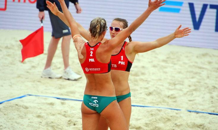 И вновь пляжный волейбол