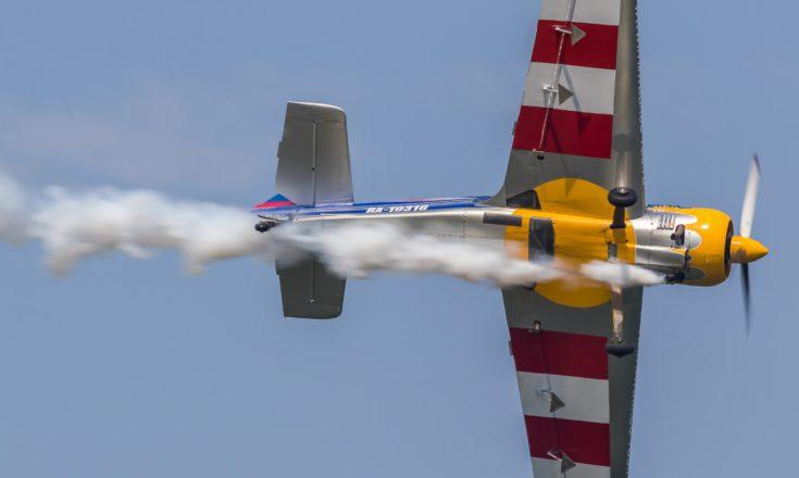 Сергей Зайцев – победитель третьего этапа «Русских авиационных гонок»!