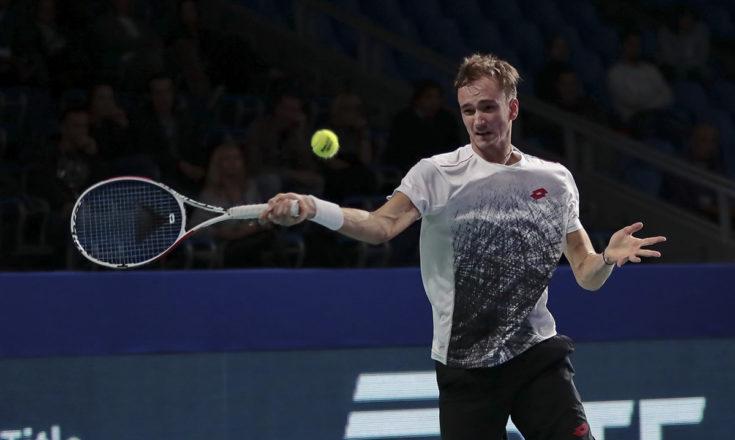Даниил Медведев – есть первая победа на турнирах серии «Мастерс 1000»