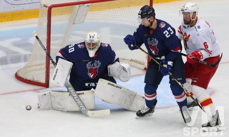 Пятница 13 – обзор матчей дня в КХЛ