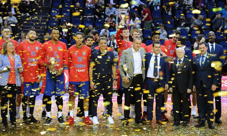 Кубок Гомельского - визитная карточка нового баскетбольного сезона