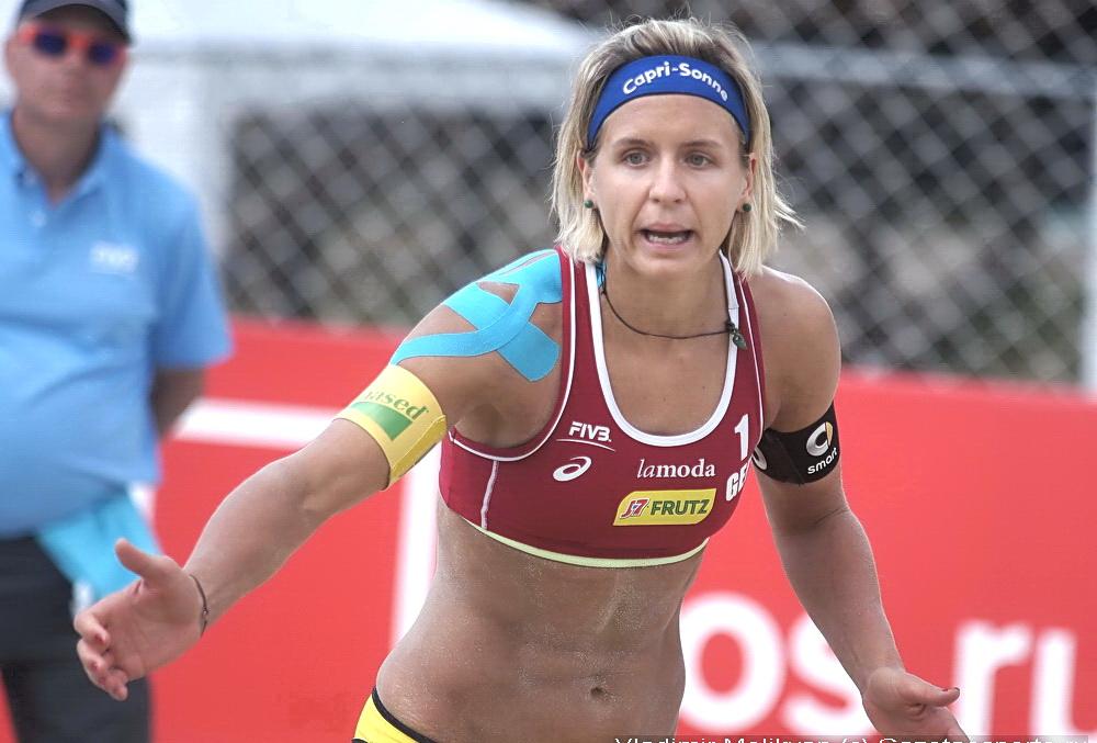 Красильников и Стояновский – главные в пляжном волейболе!