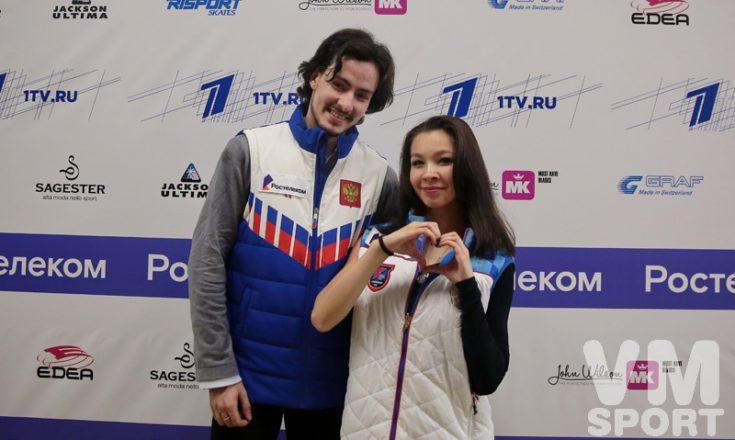 """Анастасия Шпилевая и Григорий Смирнов: """"Задорные танцы больше нам подходят по характеру"""""""