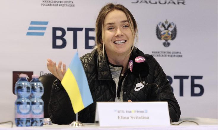 Элина Свитолина: «Я об отдыхе совсем не думаю, да и отдыхаю я активно»