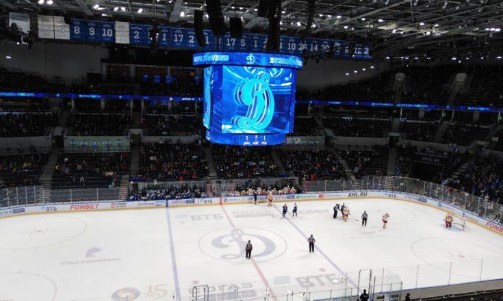 «Йокерит» в овертайме побеждает неудобное для себя московское «Динамо»