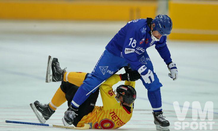 Московское «Динамо» сыграет в финале Кубка России по русскому хоккею с архангельским «Водником»