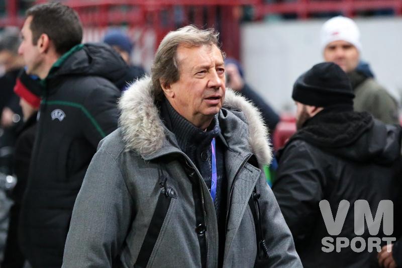 Юрий Сёмин: «Во втором тайме у нас не было команды»