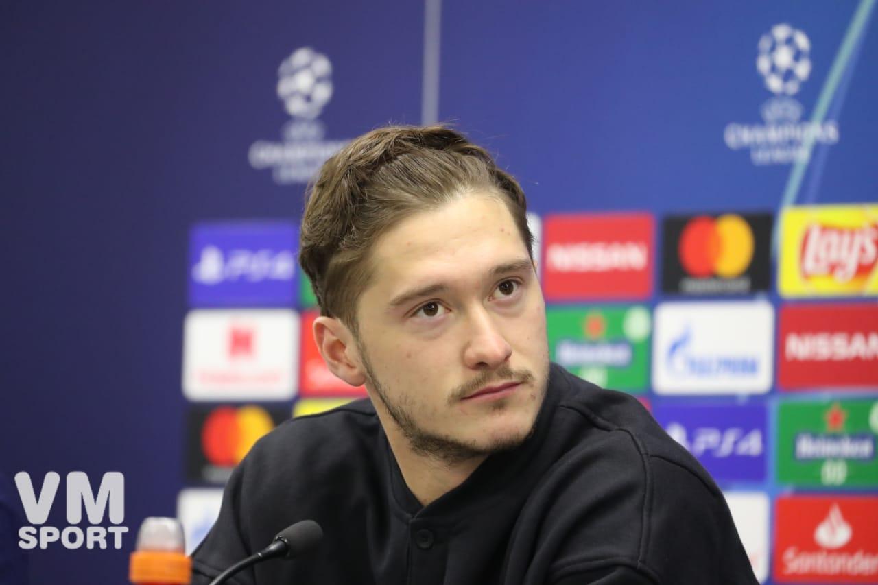 Алексей Миранчук: «Завтра я буду готов на 100 %»