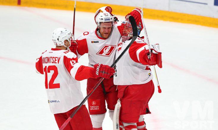 «Спартак» прерывает серию из 14 поражений в играх против ЦСКА
