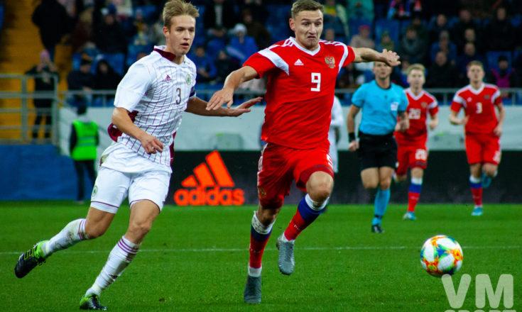 Все ближе к Евро-2021: наша молодежка обыграла дома сборную Латвии