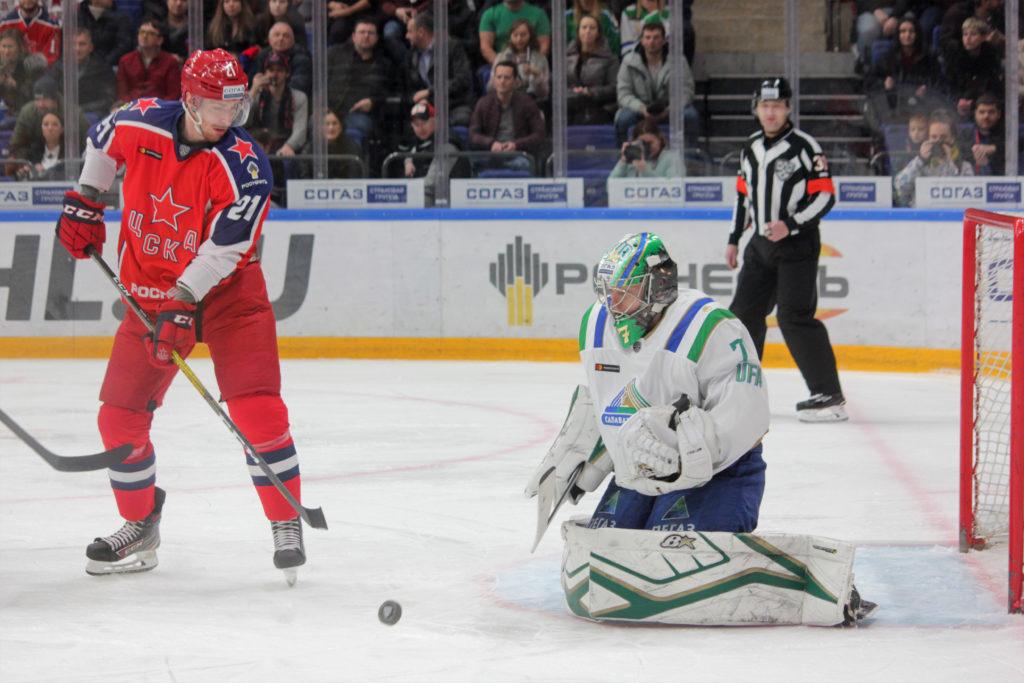 ЦСКА продолжает удивлять. И снова со знаком «минус»
