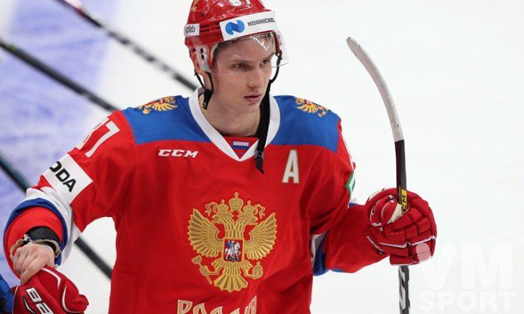 Вадим Шипачёв: «Швед меня разбудил в самом начале игры»