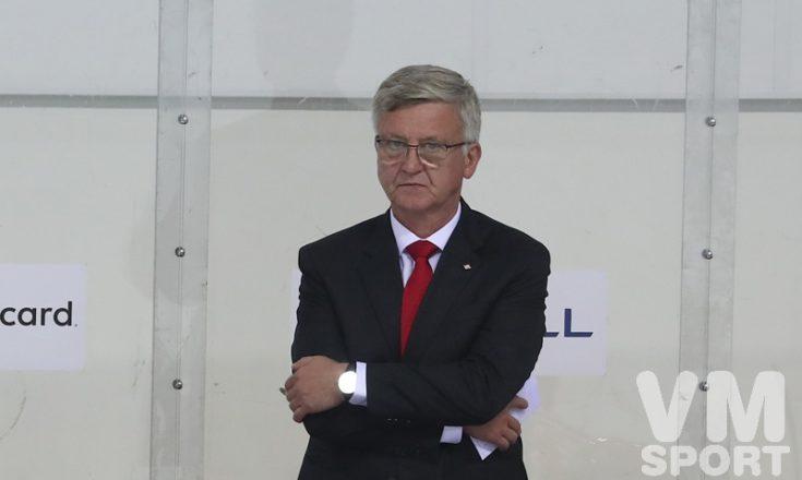 Владимир Тюриков: «Мы ждём победы от нашей команды»