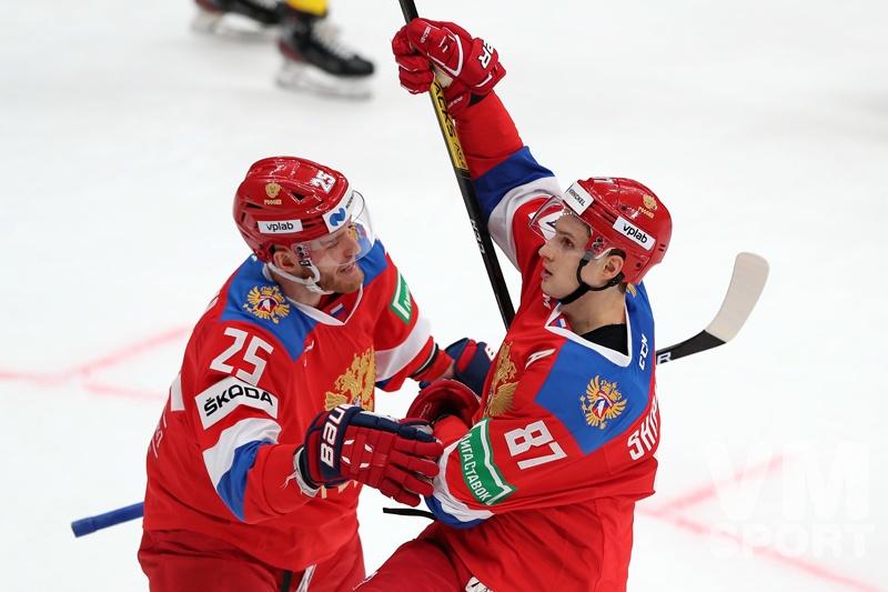 Сборная Россия по хоккею. Вадим Шипачёв