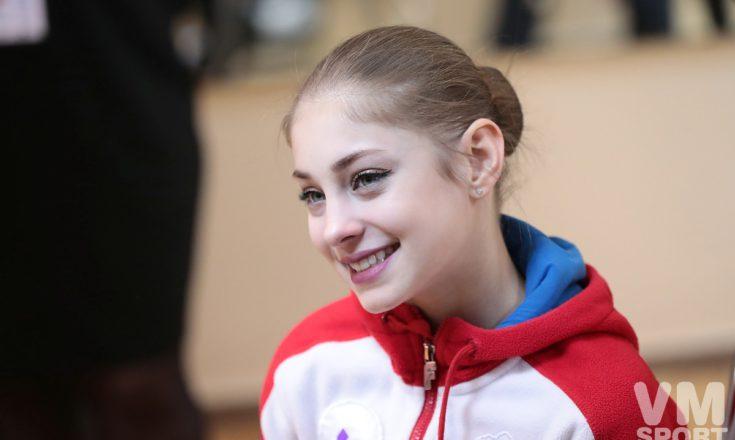 """Алёна Косторная: """"Это круто - стать первой на столь представительном турнире!"""""""