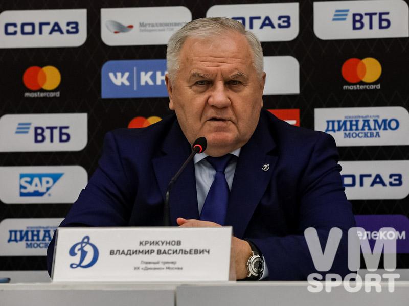 """Михаил Кравец: """"Играли мы сегодня хорошо, а результата - нет"""""""