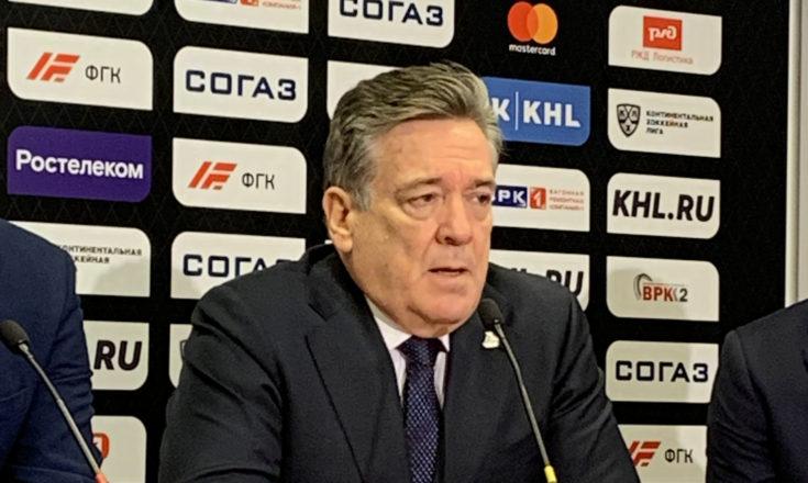 "Майкл Пелино: ""ЦСКА преподал нам сегодня урок мастерства"""
