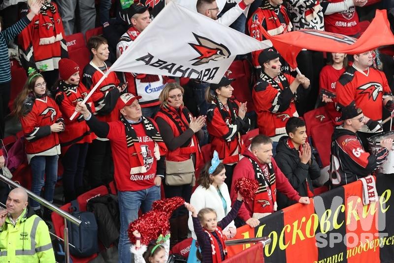 В новом году хоккей нам дарит новые эмоции!
