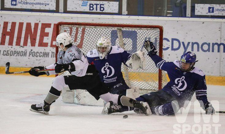 Динамовцы выиграли в овертайме, рижане в основное!