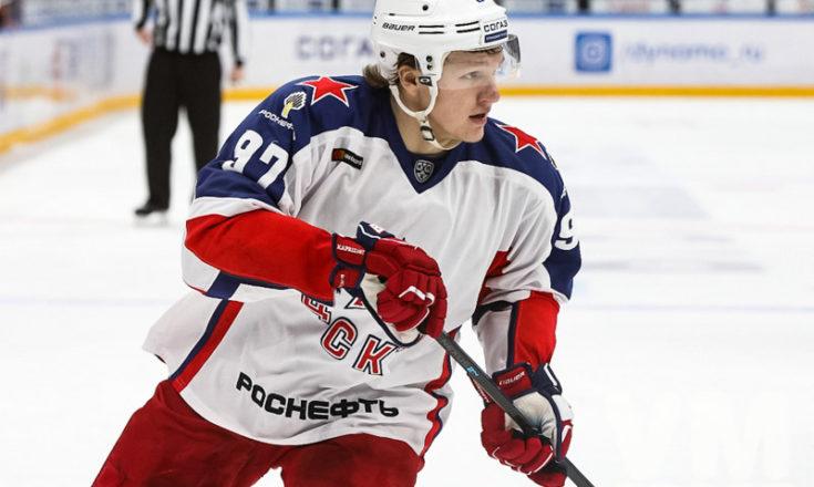 Кирилл Капризов: «Надо показывать правильный хоккей»