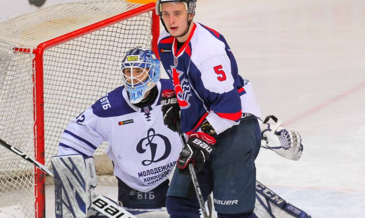 Сетунь: холодно на трибунах, жарко на льду и победа МХК «Динамо»