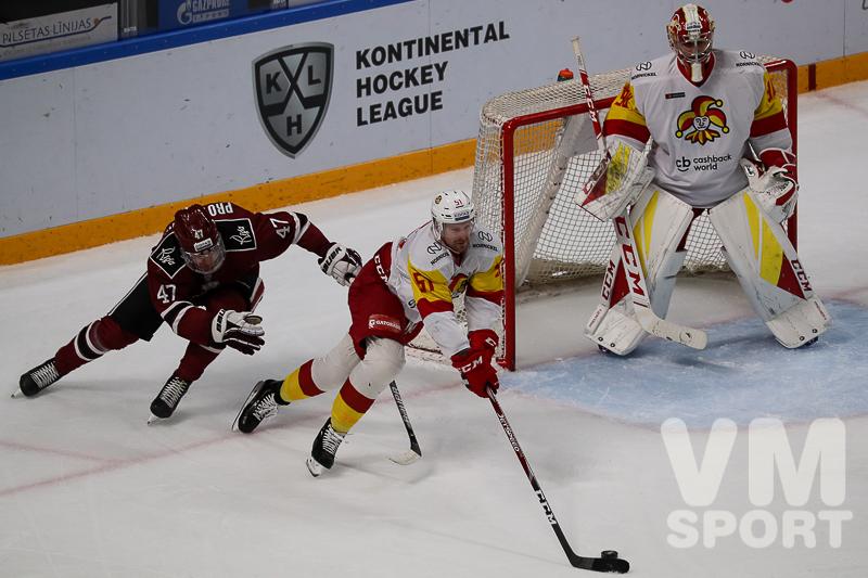 В новом году финский «Йокерит» разошёлся не на шутку