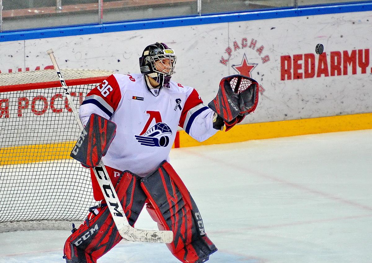 хоккей бетон