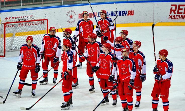 В предвкушении финала с Канадой настроение лучше у «Красной Армии»
