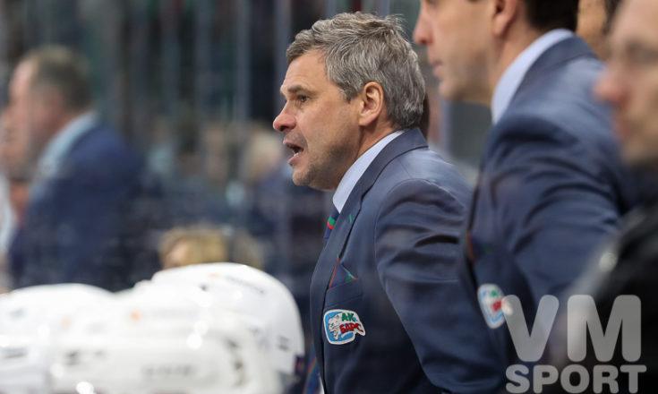 «Ак Барс»  играя в хоккей по Квартальнову, побеждает Крикунова и «Динамо»