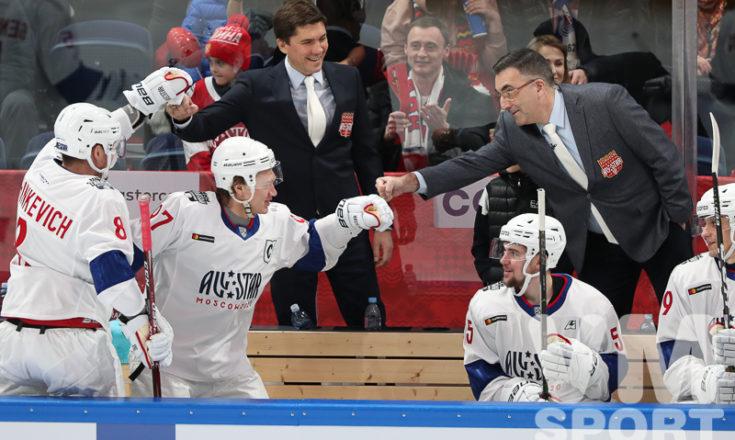 Хоккейный фестиваль в Петровском парке прошёл на ура. Ждём продолжения через год в Риге.