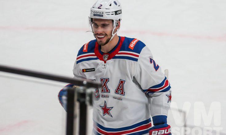Артём Зуб: «На хорошей ноте закончили регулярный чемпионат»