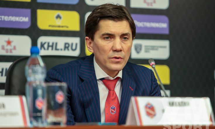 Игорь Никитин: «Головой мы уже в плей-офф»