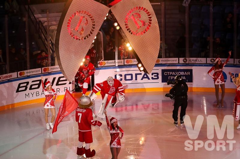 Плей-офф КХЛ уже начался.  В 1/8 Западной конференции борьбу ведут «Витязь» и «Сочи»