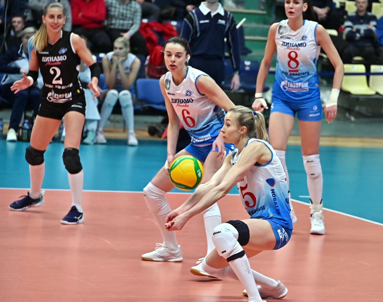 Яна Щербань: «Сегодня мы играли слаженно»