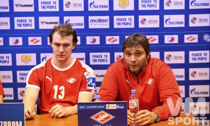 """Олег Кулешов: """"Понимали, что будет тяжело, но хотели проявить себя с лучшей стороны"""""""