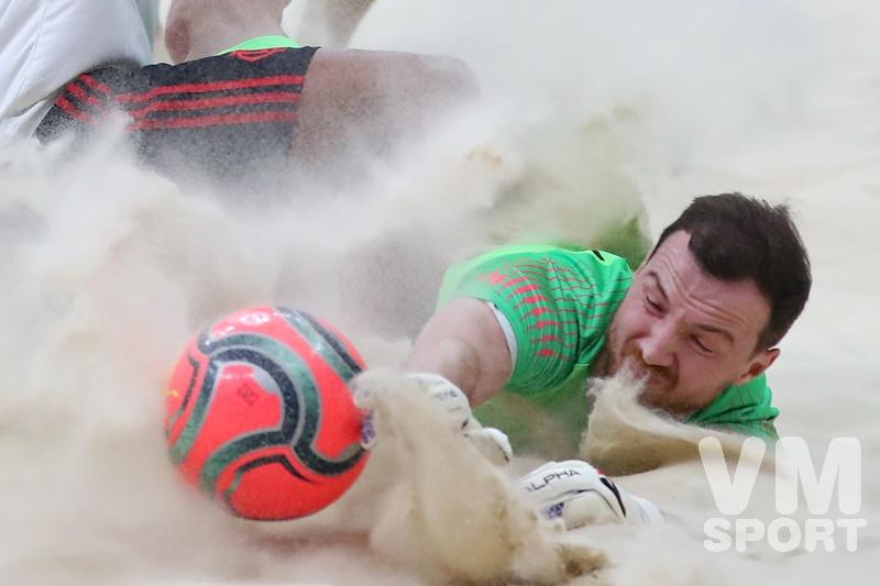 «Спартак» врывается в полуфинал клубного чемпионата мира-2020 по пляжному футболу!