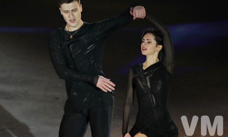 Наталья Забияко и Александр  Энберт завершили спортивную карьеру