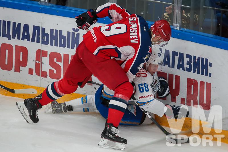 «Тренировка с повышенной ответственностью» состоялась сегодня на «ЦСКА Арене»
