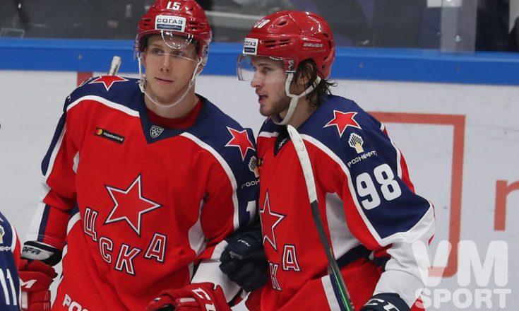 """Максим Мамин: """"Такие победы очень важны в плей-офф"""""""
