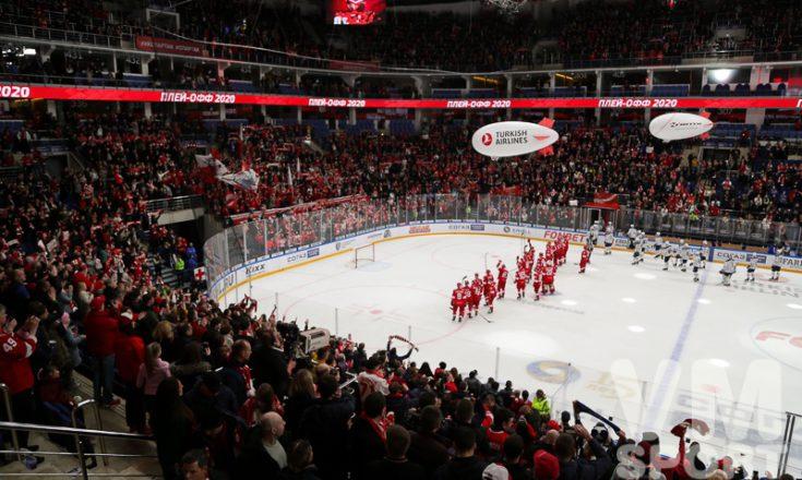 КХЛ досрочно завершила сезон 2019/2020