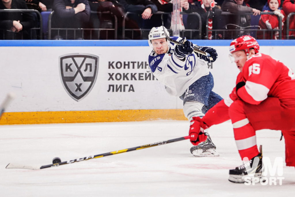 «Спартак» с «0:3» отыгрался, «Динамо» нет – паритет в серии
